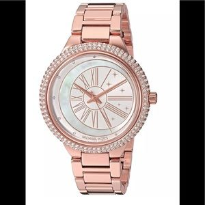 New Michael Kors rose gold watch mk6551